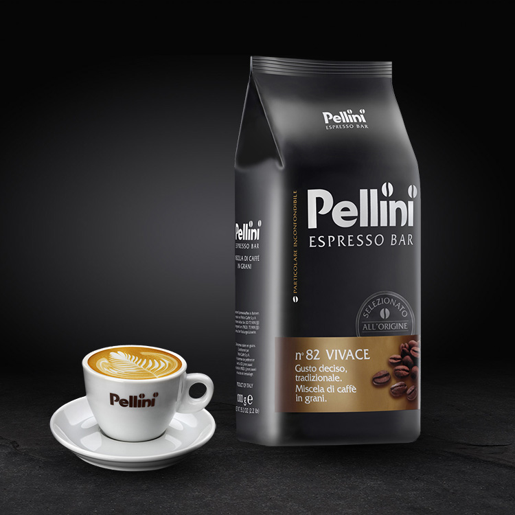 Pellini Kaffee Handesprodukte SUPERIORE